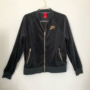 3 for $9 Nike Velour Track Jacket